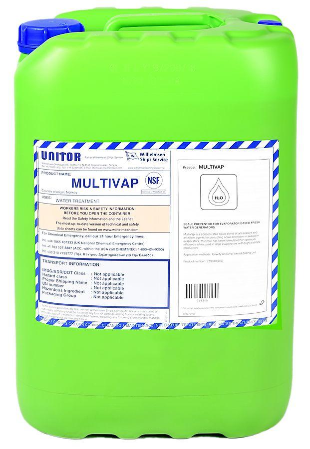 Multivap