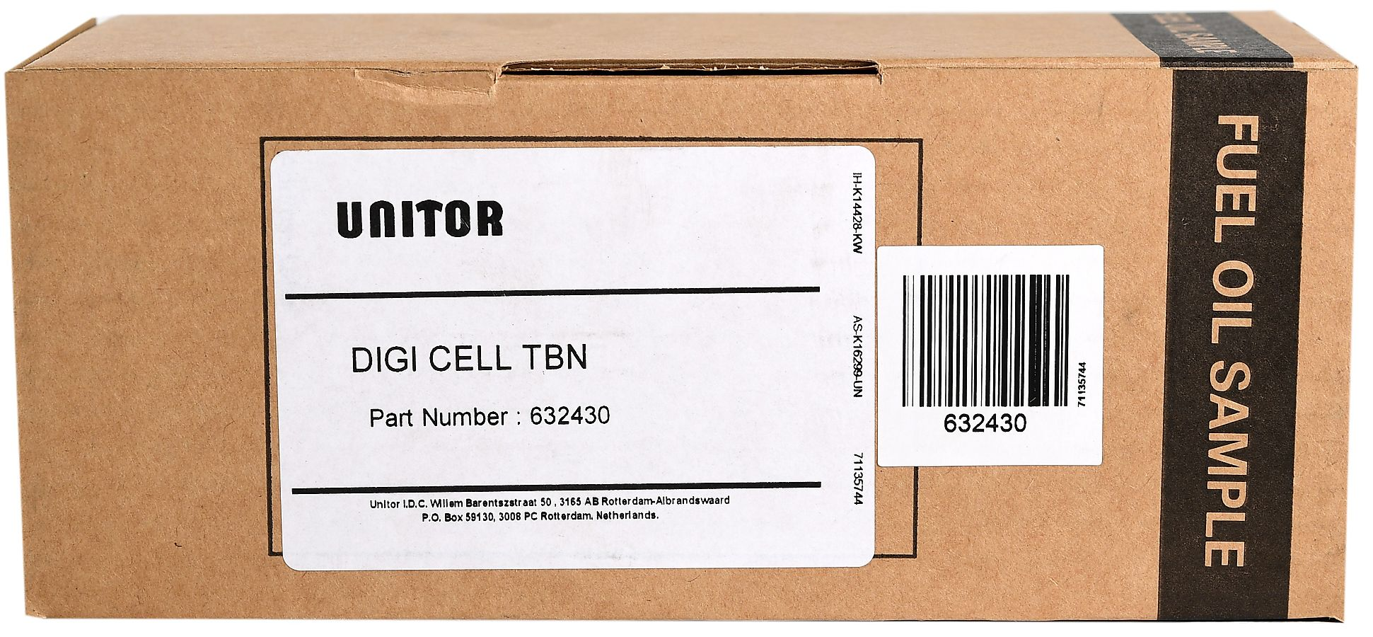 Replacement cell boxed