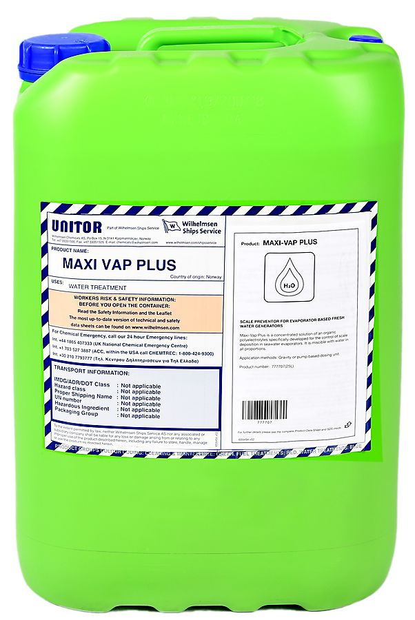 Maxi-Vap Plus