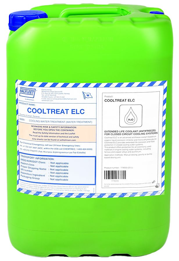 Cooltreat ELC
