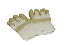 WORKING GLOVES. 12 PAIRS thumbnail