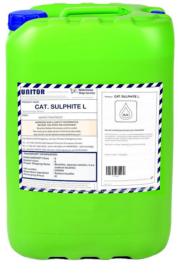 CAT Sulphite Liquid