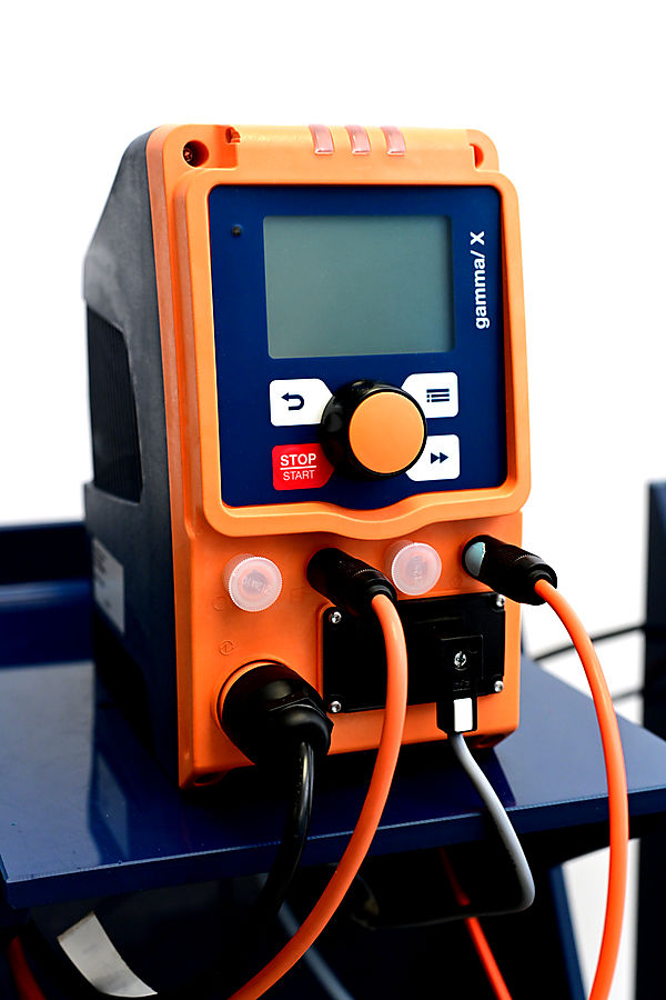 Dosing Pump with Timer Functionality