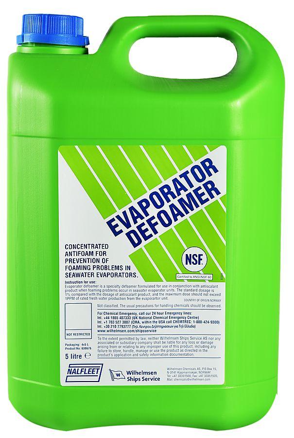 Evaporator Defoamer