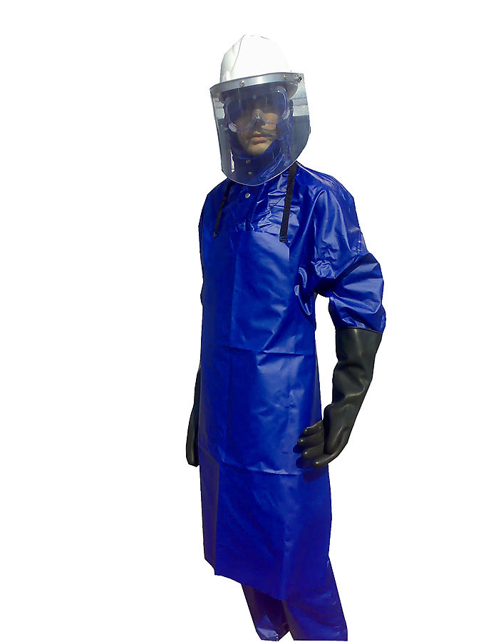 Cleaning Suit Pvc One Size