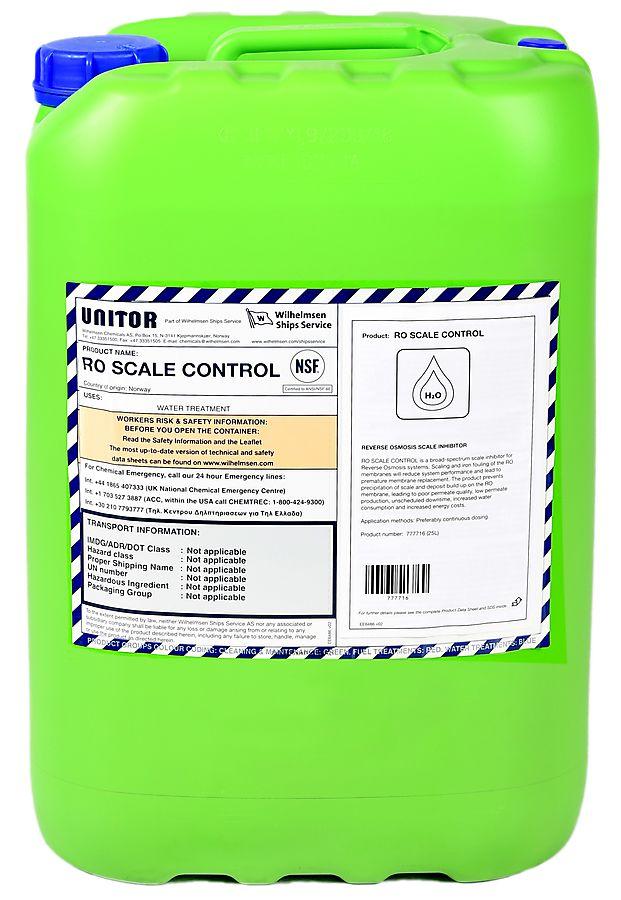 RO Scale Control