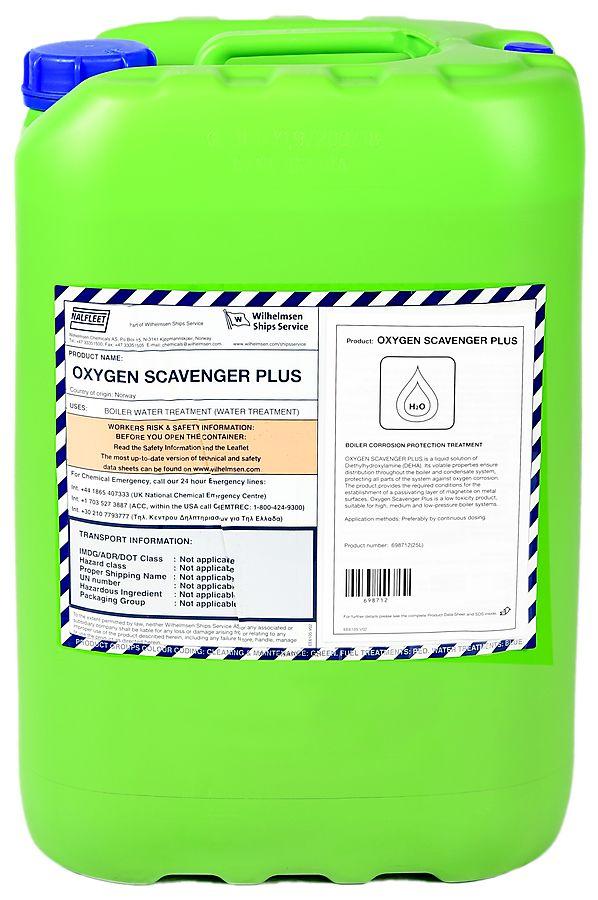 Oxygen Scavenger Plus