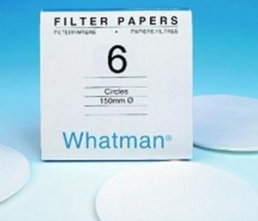 Whatman-No-6-Filterpapers