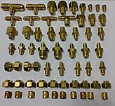 1/4-3/8 COLLECTION OF FITTINGS thumbnail