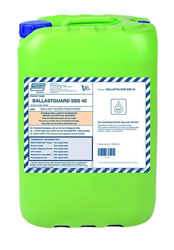 BALLASTGUARD SBS 40 25 LTR product image