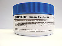 BRONZE-FLUX 261 PF. 250G thumbnail
