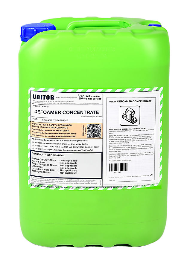 661843_Defoamer Concentrate