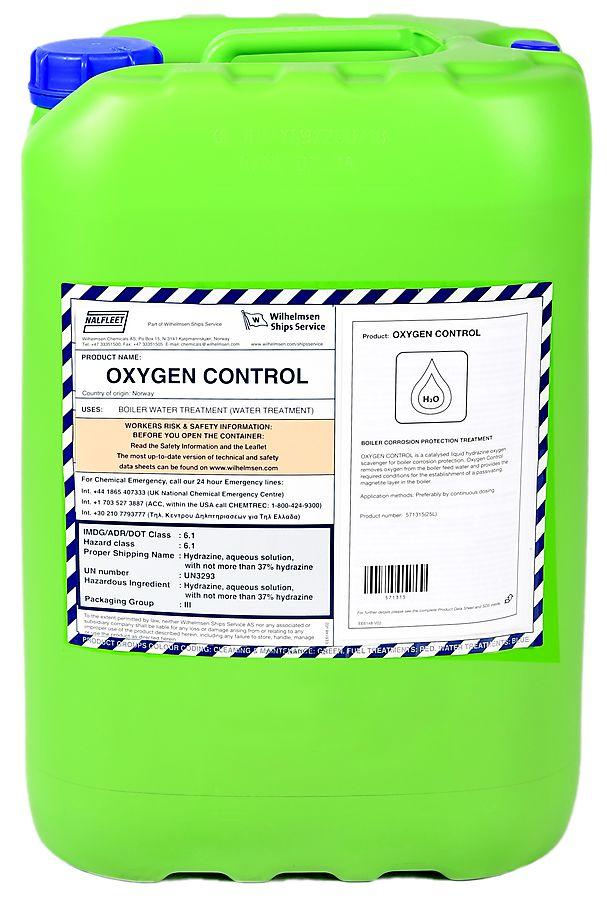 Oxygen Control