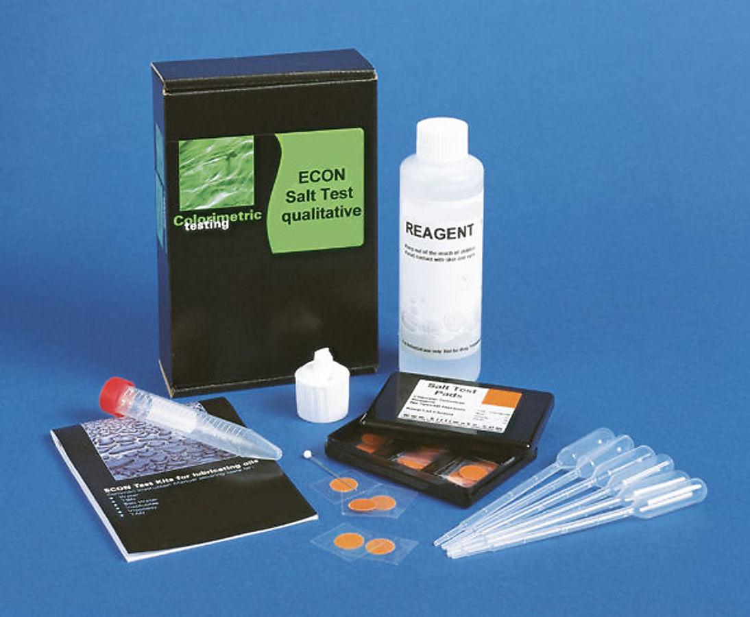 Salt-test-kit