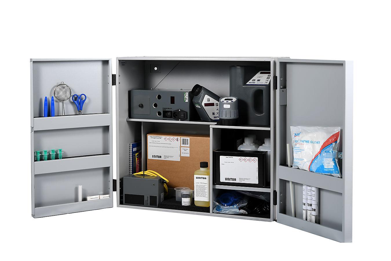 Fuel Cabinet open 2